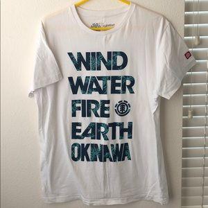 Element Okinawa t-shirt